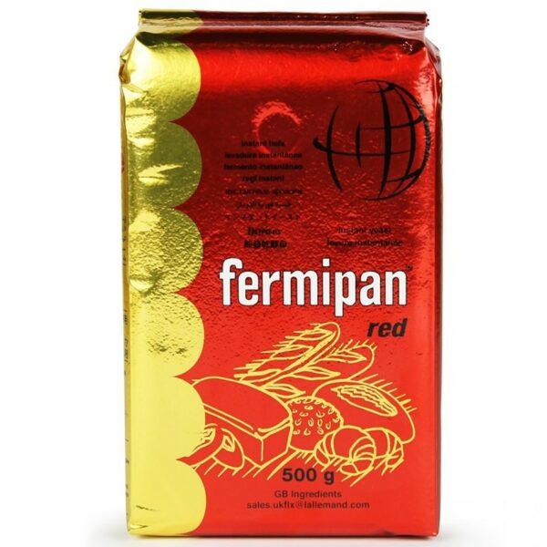 Дрожжи сухие инстантные Fermipan Red