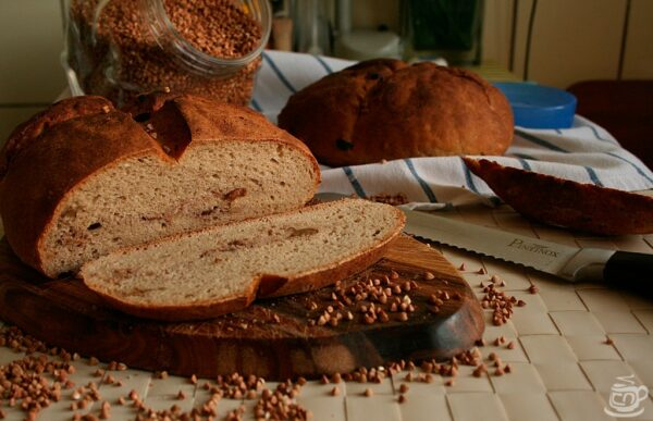 Хлебный лекарь смесь Гречневая