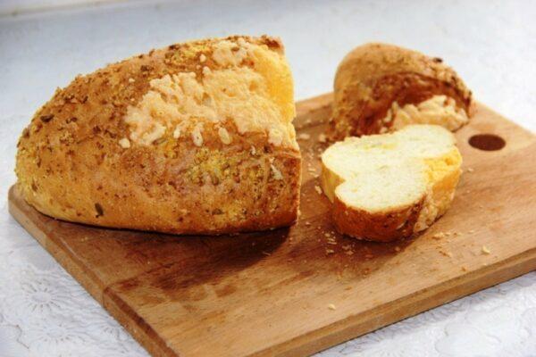 Хлебный лекарь смесь Кукурузная
