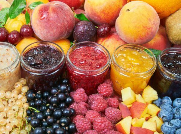 Конфитюр деликатесный фруктовый