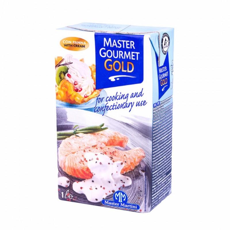 Крем на растительных маслах Мастер Гурме Голд «Мастер Мартини»