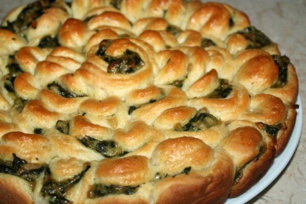 Пфанл Бакмиттель комплексная пищевая добавка Для шпинатной начинки