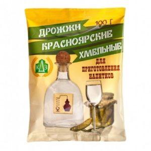 Дрожжи сухие инстантные «Красноярские хмельные»