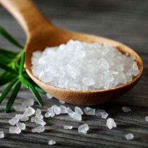 Соль йодированная высшего сорта (Тыреть)