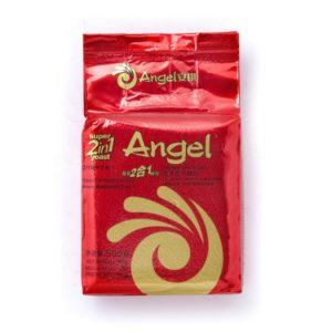 Сухие инстантные дрожжи «ANGEL2в1»